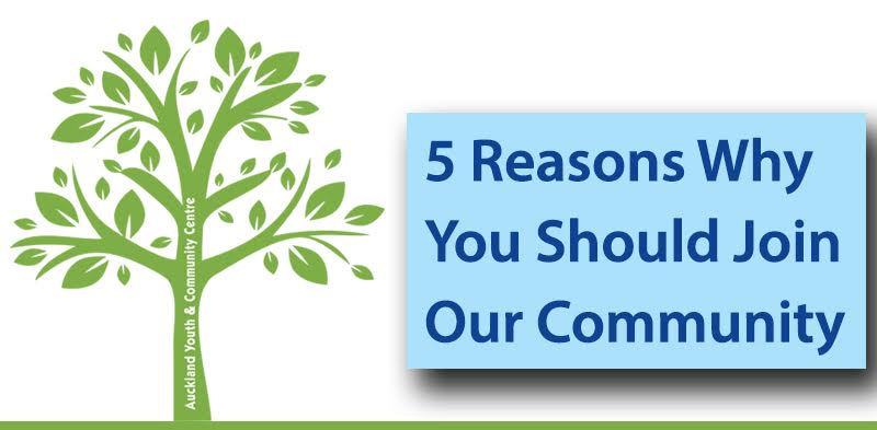 5 Reasons Why You Should Join Our Community