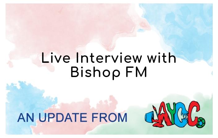 Live Interview With Bishop FM