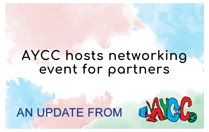 AYCC hosts networking event for partners