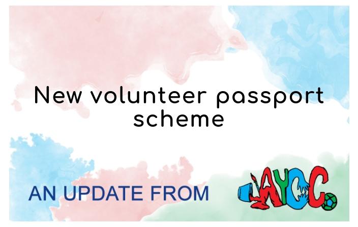 AYCC hosts new volunteer passport scheme